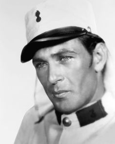 Gary Cooper plays a French Foreign Legionnaire in Morocco  (Josef von Sternberg, 1930)