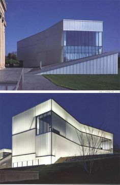 Steven Holl: Nelson-Atkins.  Museum of Art - Steven Holl Architects.