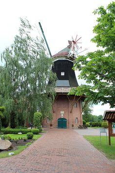Windmühle Meinders Standort: Rhauder Mühlenweg 13, 26817 Rhauderfehn-Rhaude