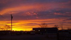 More N. Nevada sunsets
