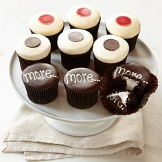 Gluten-Free Cupcakes, Set of 9 so delicious for the holiday! Gluten free doesn't have to be boring