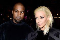 Kim Kardashian Makes Racy Joke About Kanye Loving Her Blonde Hair #KanyeWest, #KhloeKardashian, #KimKardashian, #KylieJenner, #TheKardashians celebrityinsider.org #celebritynews #Lifestyle #celebrityinsider #celebrities #celebrity