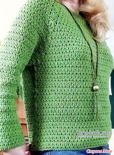 Crochet Chart, Crochet Patterns, Drops Design, Crochet Clothes, Flower Art, Knitting, Boys Sweaters, Blouse Models, Embroidery Art
