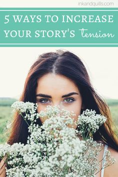 Is your story dragging? Learn 5 strategies for increasing your story's tension to keep readers flying through the pages!