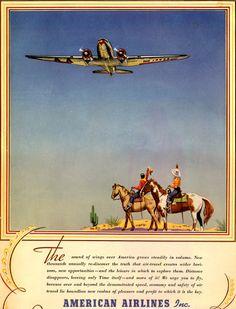 Déjà vu Collectors: American Airlines