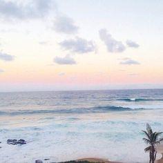 beach, pastel, and sunset image Beautiful Sites, Beautiful Sunset, Beautiful Places, Sunset Wallpaper, Tyga, Disney Instagram, Sunset Photography, Sunset Photos, Ocean Life