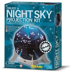 AMNH Shop | Night Sky Projection - Fun & Learning - Category Star Chart, Online Gifts, Science Experiments Kids, Science Kits, Science Activities, Stem Science, Sky Online, Starry Night Sky, Night Skies