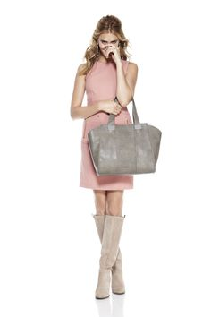 Pink & Taupe