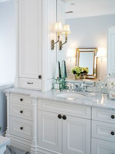 7 Best Carrera Marble Bathrooms Images On Pinteres Carrara Marble Bathroom, Black Marble Bathroom, White Vanity Bathroom, Marble Vanity Tops, Bathroom Vanities, Marble Top, Aqua Bathroom, Small House Interior Design, Bathroom Interior Design