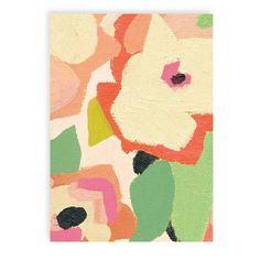 COPTIC BOUND JOURNAL - floral
