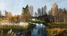 ArtStation - virtual plainairs 3, Nevena Nikolcheva
