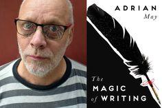 I'm hosting the launch of Adrian May's new book The Magic of Writing today, Sun 4 March @firstsite Colchester for @EssexBookFestival Join us to learn about the magic of writing and to do some magic writing ;) History Of Literature, Book Festival, New Books, Join, March, Product Launch, Writing, Learning, Mac
