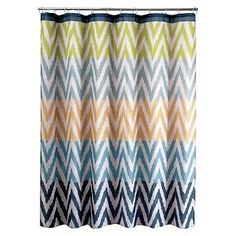 Dainty Home Raindrops 13 Piece Shower Curtain Set