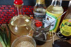Soy Ginger Dressing for Grain Bowls | RIPE