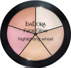 Isadora Face Glow Highlighter Weel Champagne Nr 51