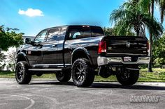 2012 Dodge Ram 2500 Heavy Duty by Good Roads - Fuel Off-Road Wheels