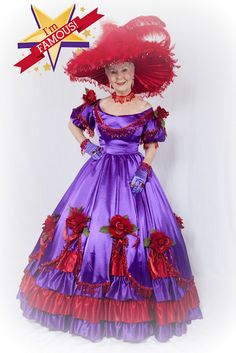 Isn't she gorgeous.. OMGosh I know this Red  Hat Lady.....Do you.....