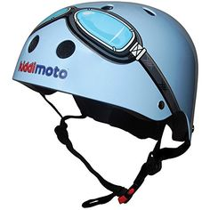 cd44931ca Kiddimoto Kids Helmet Blue Goggle Small https   bikebuy.info kiddimoto-