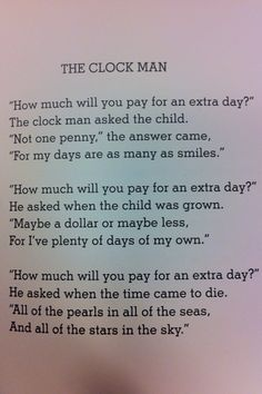 """from the new shel silverstein book, """"every thing on it"""""""