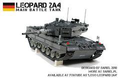 LEGO Leopard Tank