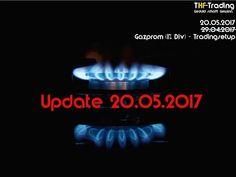Gazprom & Oil im Chartcheck (Trading, Börse, Rohstoffe, Musterdepot)