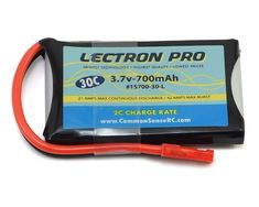 Lectron Pro LiPo 14.8V 1350mAh 60C Battery 250 Size FPV Racing Quads 2 Pack