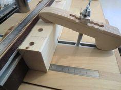 Werkstück Spanner (Hold Down Clamp) Bauanleitung zum selber bauen