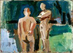 Painting: David Park