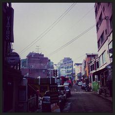 이태원로 (Itaewon-ro) : 서울특별시