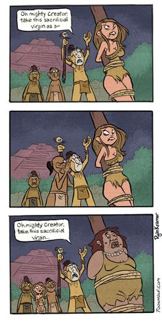 Blessed are the virgins