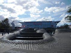 Sparkasse Arena Baltic Sea, Opera House, Adventure, Building, Travel, Kiel, Savings Bank, Buildings, Viajes