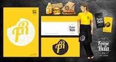 Sérgio Roberto Cardoso Moreira: Visual ID | Logo & Papelaria | Fome de Rua