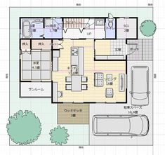 House Plans, Floor Plans, Flooring, How To Plan, Home, Blueprints For Homes, Home Plans, Ad Home, Wood Flooring