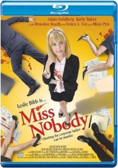 Bayan Hickimse - Miss Nobody - 2010 - BRRip Film Afis Movie Poster