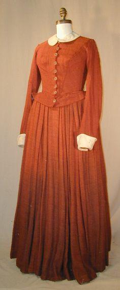 Puritan Dress - Google Search