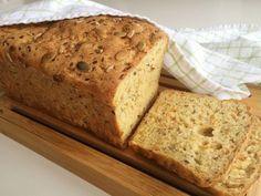 Gluten Free Baking, Gluten Free Recipes, Raw Food Recipes, Bread Recipes, Lchf, Food N, Food And Drink, Swedish Recipes, Banana Cream