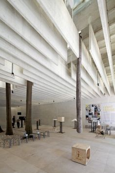 Venice Biennale 2012: Light Houses, On the Nordic Common Ground / Nordic Pavilion | ArchDaily