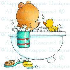 Teddy Bear Bath