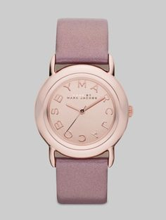 Marci Rose Gold Dial Watch