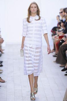 Chloé Spring 2012 Ready-to-Wear Fashion Show - Sigrid Agren (Elite)
