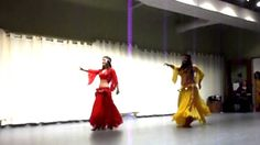 Bellydancing Mother Daughter Duet - Balkan Fusion featuring Mariah and Sienna of Ohio, USA