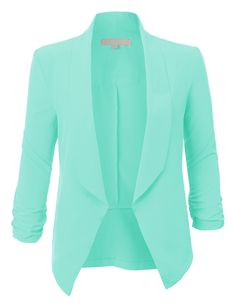 Womens Boyfriend Blazer TONS of colors to choose from!! $21.50 ...