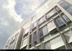 Residential Exterior Detail by Jaroslaw Bieda | 3D | CGSociety