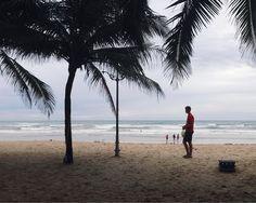 Kamala beach.