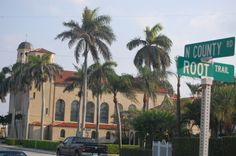 St. Edward's Catholic Church, Palm Beach | photo by Colleen McCaffrey