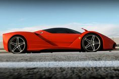 Ferrari F70 V12 Hybrid Concept (2)