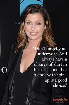 Celebrities get it right with these parenting words of advice.