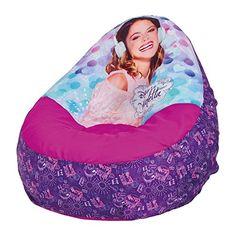 Fauteuil Violetta – Disney: Poire gonflable avec housse Disney Violetta Déhoussable et lavable en machine Cet article Fauteuil Violetta –…