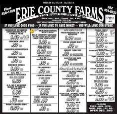 erie county farms weekly ad more farms weekly weekly ad erie county ...