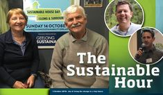 Guests in The Sustainable Hour on 3 October 2018 are Vicki Perrett, president of Geelong Sustainability and coordinator of Sustainable House Day Geelong, together with Peter Clapinski from Tiny Hom… 3 October, Joy Of Living, Tiny Homes, Sustainability, Houses, Passion, Day, Board, Homes